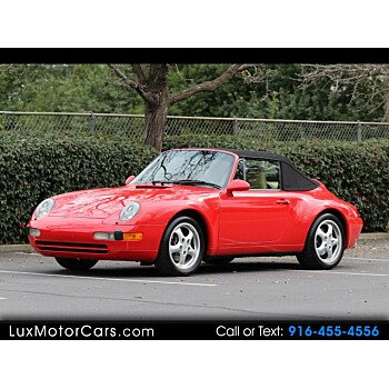 1996 Porsche 911 Cabriolet for sale 101099830