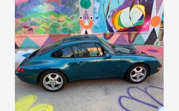 1996 Porsche 911 Carrera Coupe for sale 101503985