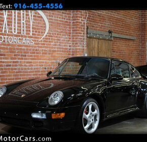 1996 Porsche 911 Turbo Coupe for sale 100963306