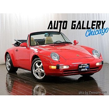 1996 Porsche 911 Cabriolet for sale 101031829
