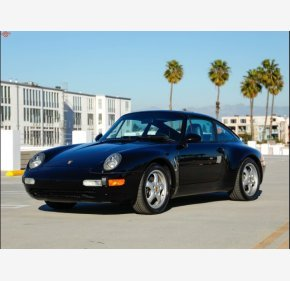 1996 Porsche 911 Coupe for sale 101078002