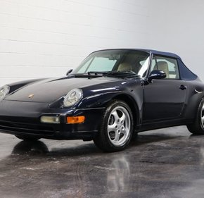 1996 Porsche 911 Cabriolet for sale 101100009