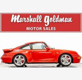 1996 Porsche 911 Turbo Coupe for sale 101179533