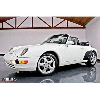 1996 Porsche 911 Cabriolet for sale 101238010