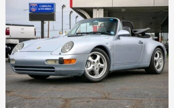 1996 Porsche 911 Cabriolet for sale 101263180