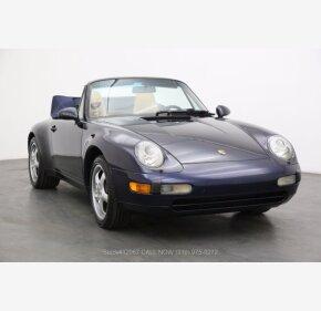 1996 Porsche 911 Cabriolet for sale 101333460