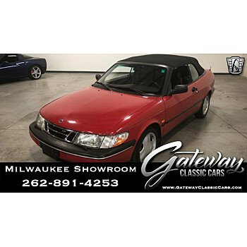 1996 Saab 900 SE Turbo Convertible for sale 101131825