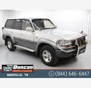 1996 Toyota Land Cruiser for sale 101451572