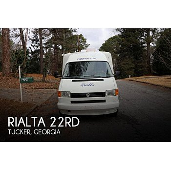 1996 Winnebago Rialta for sale 300183770