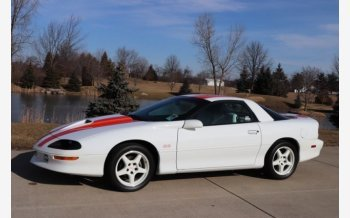 1997 Chevrolet Camaro Z28 Coupe for sale 100956344