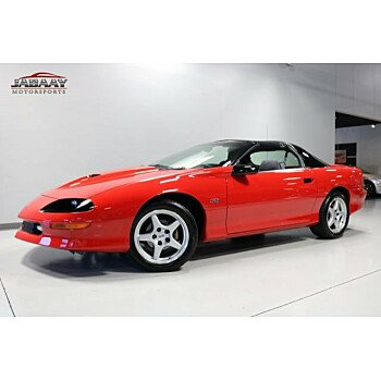 1997 Chevrolet Camaro Z28 Coupe for sale 101030001