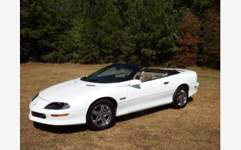 1997 Chevrolet Camaro Z28 Convertible for sale 101233039