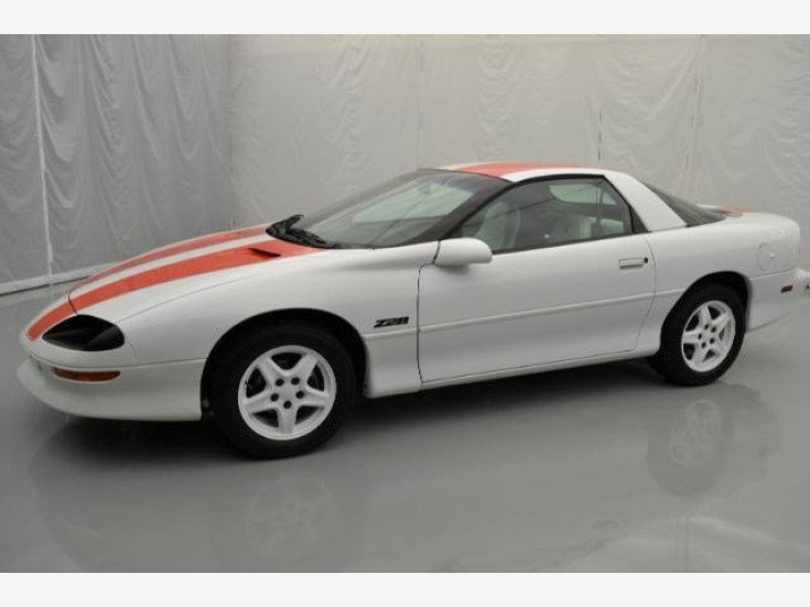 1997 Chevrolet Camaro Z28 Coupe For Sale Near Hickory North