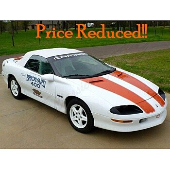1997 Chevrolet Camaro Z28 Convertible for sale 100831489