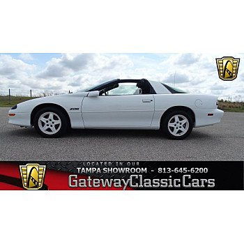 1997 Chevrolet Camaro Z28 for sale 100975211