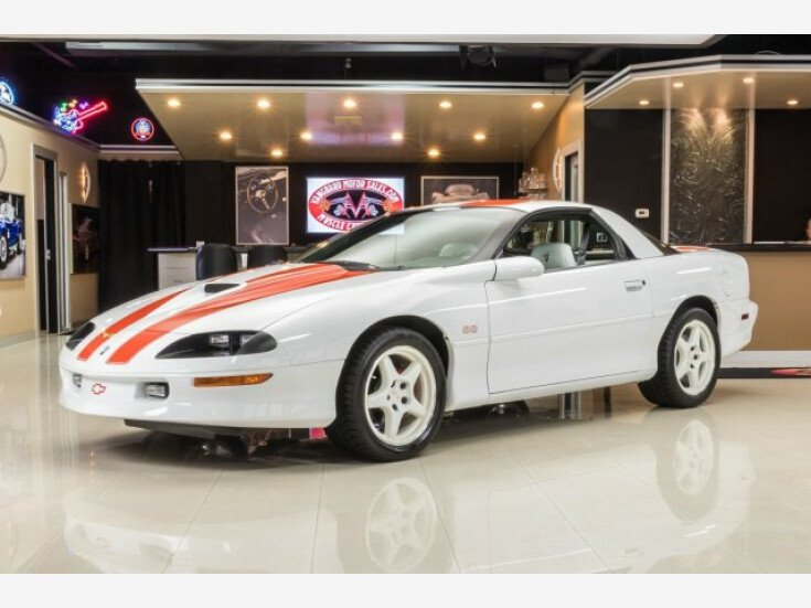 1997 Chevrolet Camaro Z28 Coupe For Sale Near Plymouth