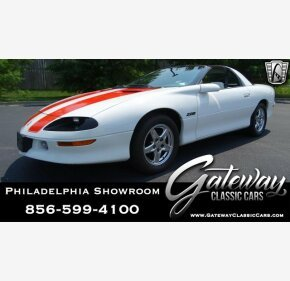 1997 Chevrolet Camaro Z28 Coupe for sale 101110354