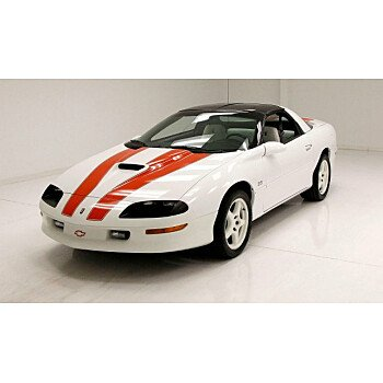 1997 Chevrolet Camaro Z28 Coupe for sale 101206183