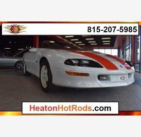 1997 Chevrolet Camaro Z28 Convertible for sale 101209475