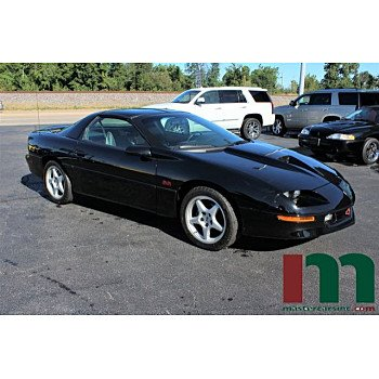 1997 Chevrolet Camaro Z28 Coupe for sale 101211281