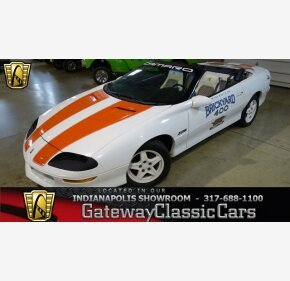 1997 Chevrolet Camaro Z28 for sale 101238062