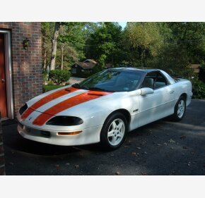 1997 Chevrolet Camaro Z28 Coupe for sale 101243517