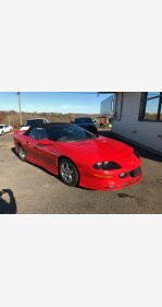 1997 Chevrolet Camaro Convertible for sale 101244048