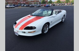1997 Chevrolet Camaro Z28 Convertible for sale 101272850