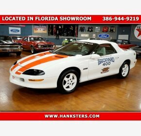 1997 Chevrolet Camaro Z28 Convertible for sale 101275808