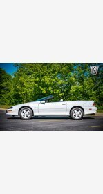 1997 Chevrolet Camaro Z28 for sale 101340094