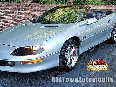 1997 Chevrolet Camaro Z28 Convertible for sale 101362916