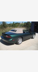 1997 Chevrolet Camaro SS Convertible for sale 101394353