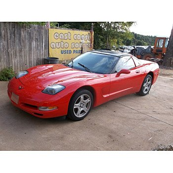 1997 Chevrolet Corvette Coupe for sale 100291781
