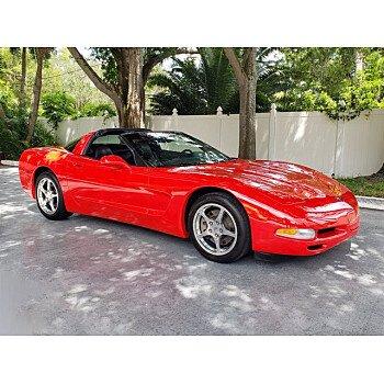 1997 Chevrolet Corvette Coupe for sale 101329151