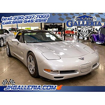1997 Chevrolet Corvette for sale 101369952