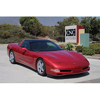 1997 Chevrolet Corvette for sale 101374091