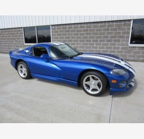 1997 Dodge Viper GTS Coupe for sale 101106573