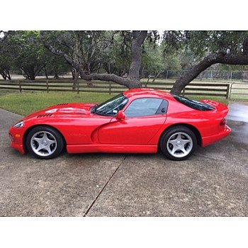 1997 Dodge Viper for sale 101238089