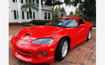 1997 Dodge Viper GTS Coupe for sale 101251485