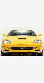 1997 Ferrari 550 Maranello for sale 101209527