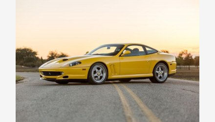 1997 Ferrari 550 Maranello Coupe for sale 101319240