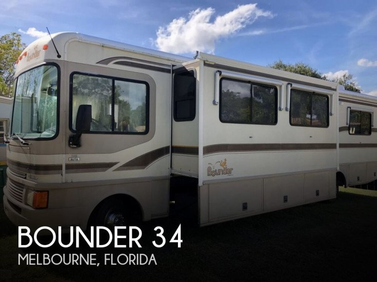 1997 Fleetwood Bounder for sale 300181470