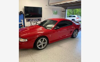 1997 Ford Mustang Cobra Coupe for sale 101538364