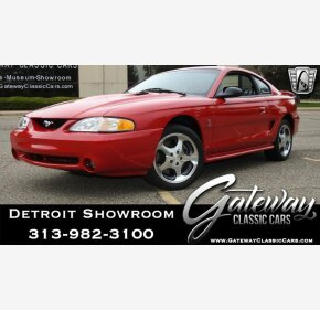 1997 Ford Mustang Cobra Coupe for sale 101188542