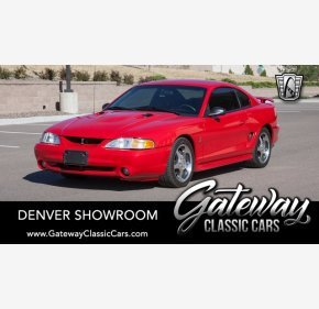 1997 Ford Mustang Cobra Coupe for sale 101215769