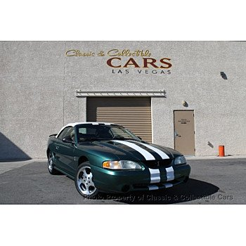 1997 Ford Mustang Cobra Convertible for sale 101287678