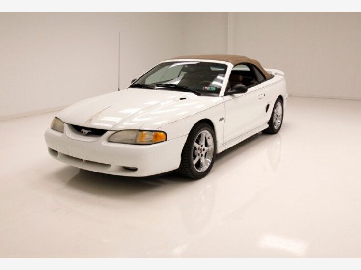 1997 Ford Mustang Convertible for sale 101405218