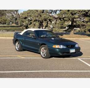 1997 Ford Mustang Cobra Convertible for sale 101416054