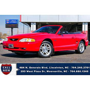 1997 Ford Mustang for sale 101454478