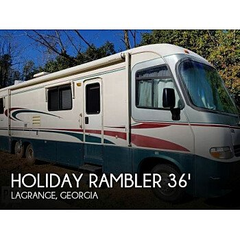 1997 Holiday Rambler Endeavor for sale 300182225